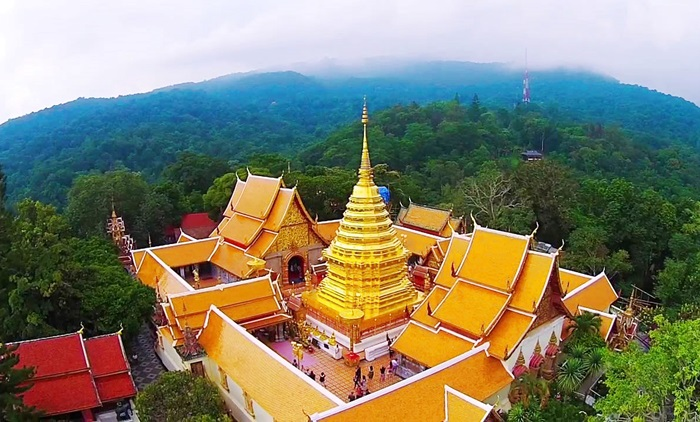 Doi Suthep Temple Tour (Half Day)