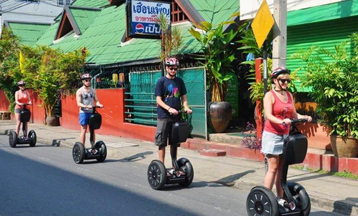 Chiang Mai Segway Adventure