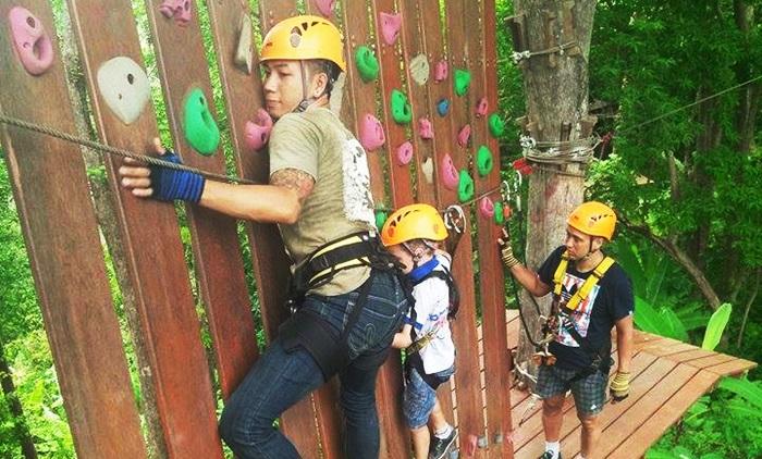 Tarzan Adventure Phuket