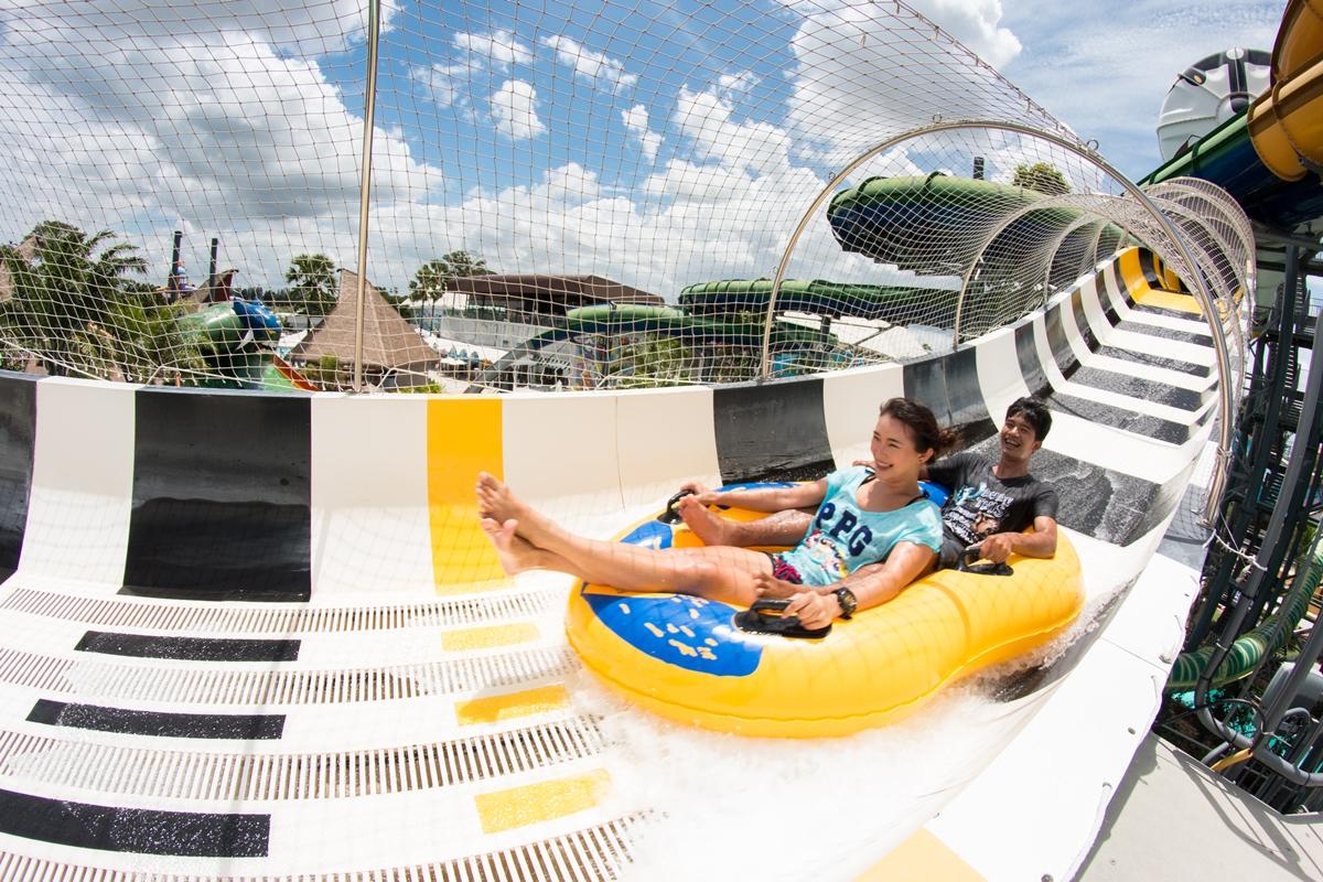 Cartoon Network Amazone Theme Water Park