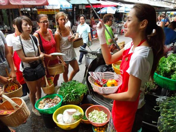 Image result for Bangkok Culinary School