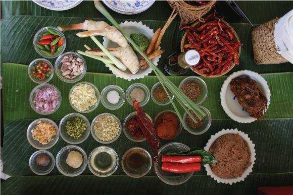 Blue Elephant Cooking School Phuket