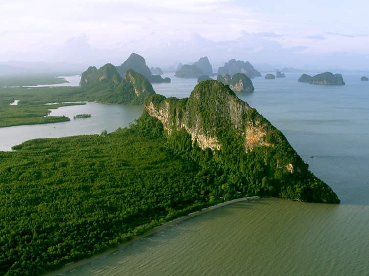 Phang Nga Sea Canoe Tour from Phuket