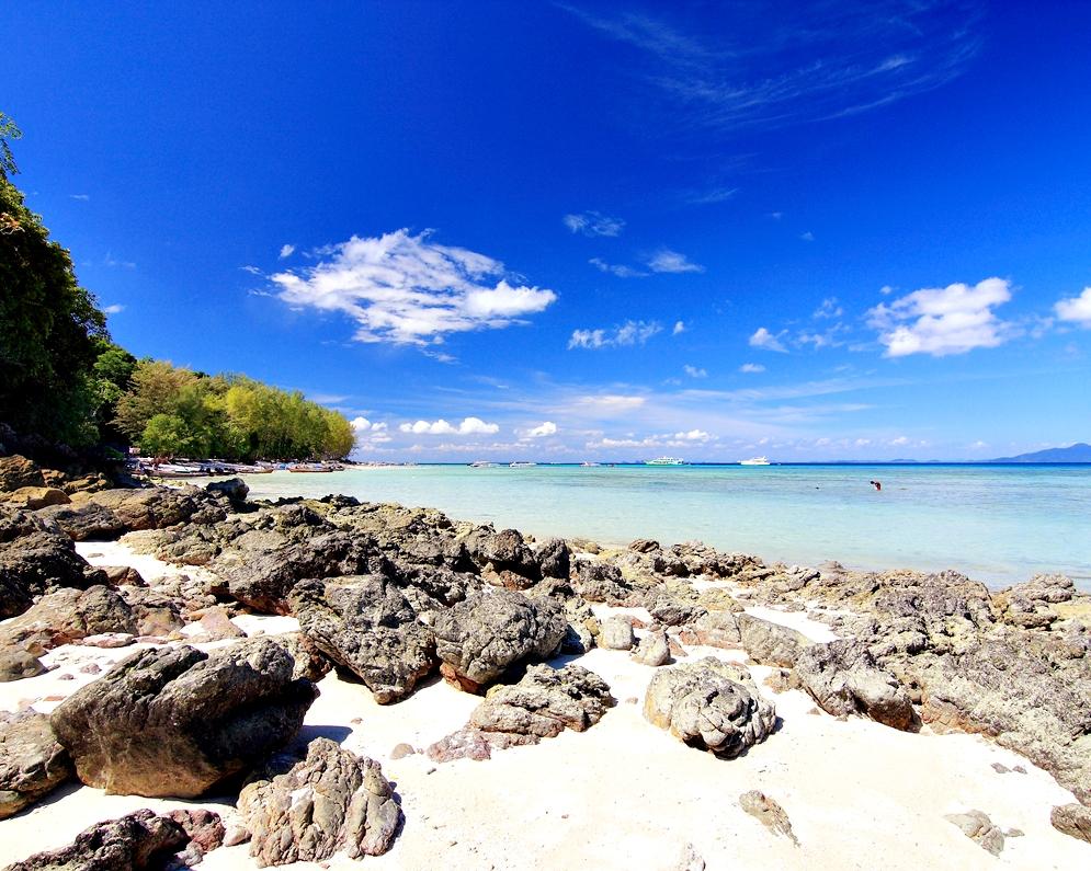ทัวร์เกาะพีพี อ่าวมาหยา เกาะไผ่ (แบมบู)