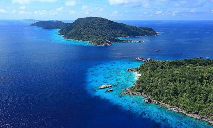 ทัวร์หมู่เกาะสิมิลัน (เดินทางจาก เขาหลัก)