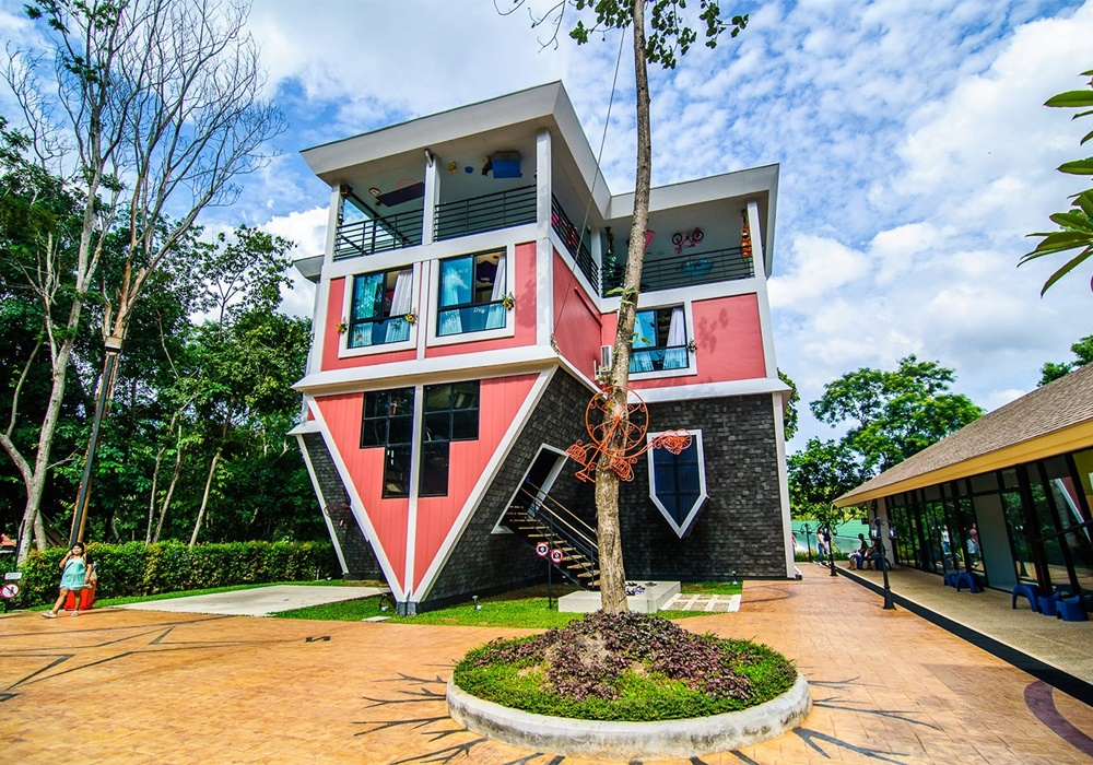 The Upside Down House Phuket