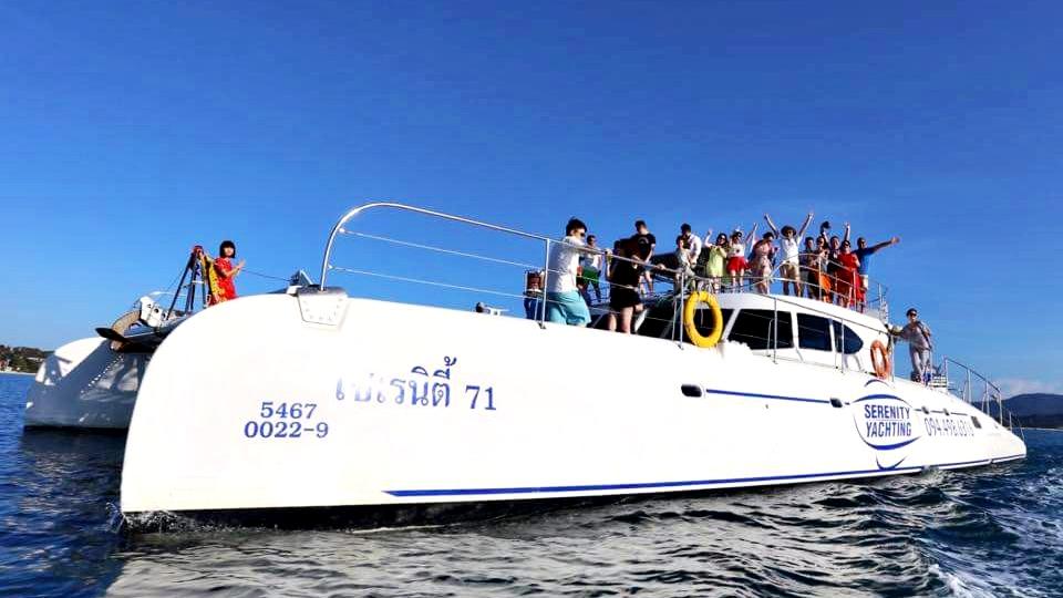 Koh Phangan Serenity Yachting