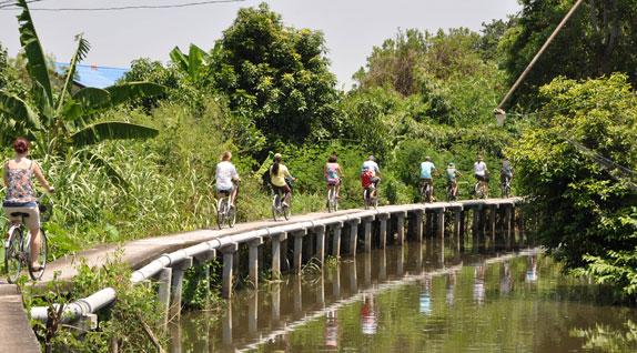 Co van Kessel Bangkok Bike Tour