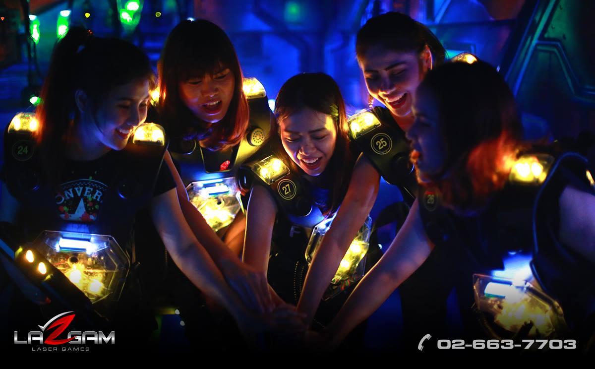 Lazgam Laser Games Bangkok (Sukhumvit 22)