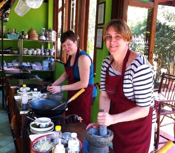 Aroy Aroy Thai Cooking School Chiang Mai
