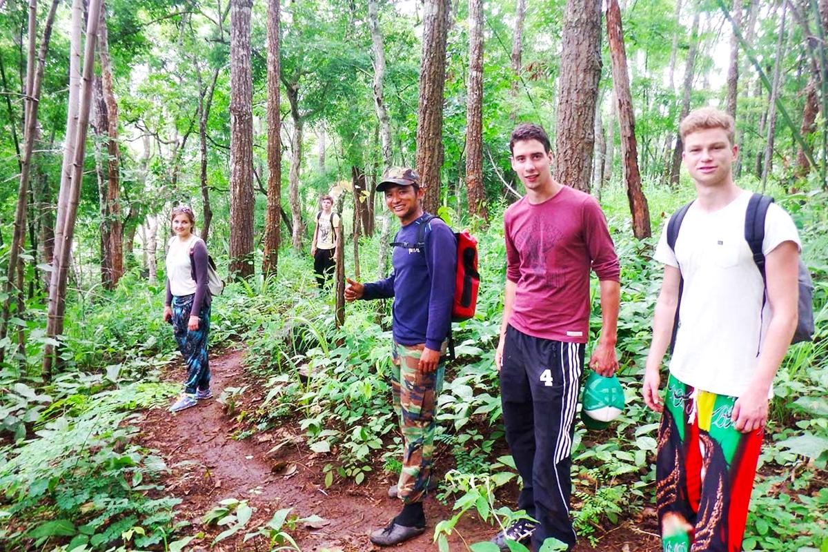 ทัวร์ 1 วัน เดินป่าแม่ฮ่องสอน