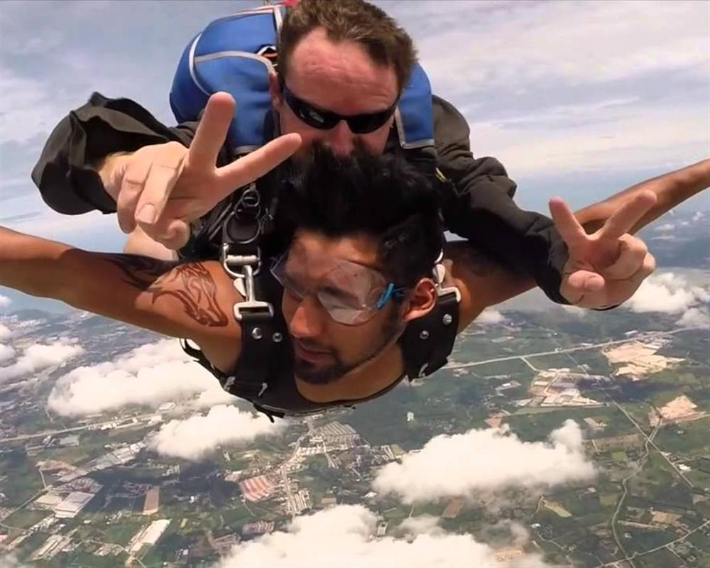 Thai Sky Adventures Pattaya Booking with Lower Rate