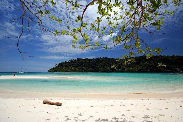 Rok Islands Tour by Speedboat from Krabi