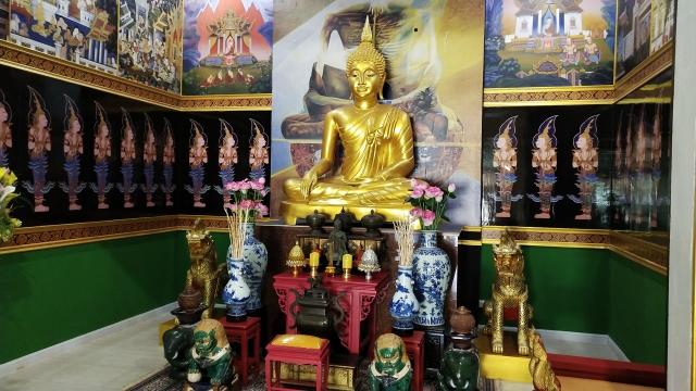 The Museum of Buddhist Arts