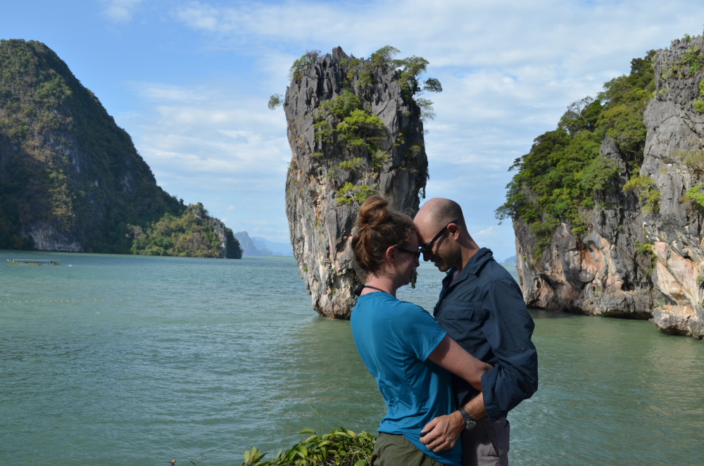 James Bond Island Tour by Speed Boat from Phuket