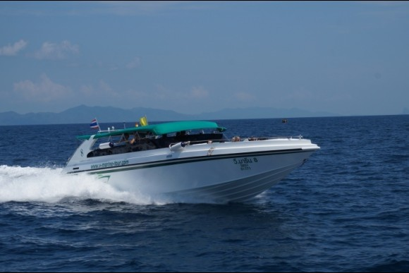James Bond Island Tour by Speed Boat