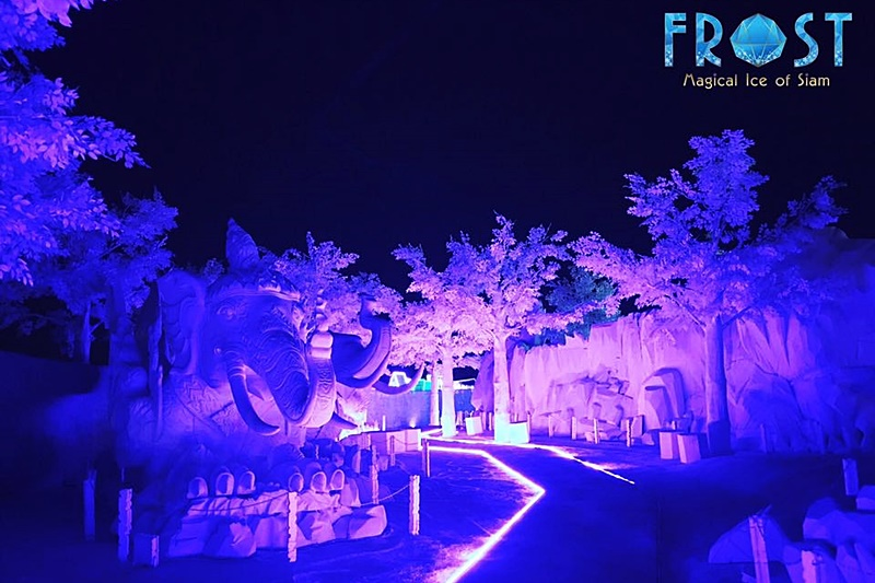 Frost Magical Ice of Siam Pattaya