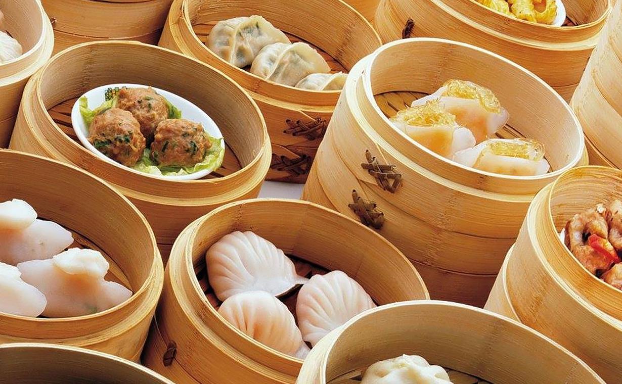 ห้องอาหารจีนแชงพาเลซ ณ โรงแรม แชงกรี-ลา กรุงเทพฯ