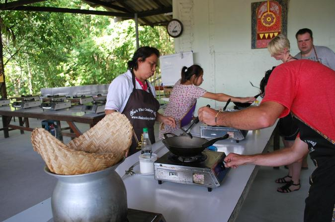 โรงเรียนสอนทำอาหารกระบี่