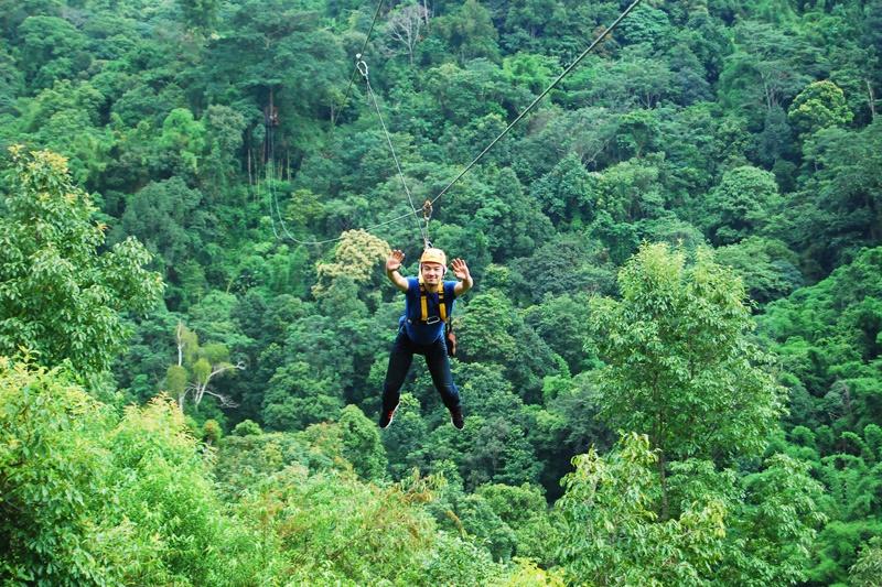 Skyline Adventure Phuket