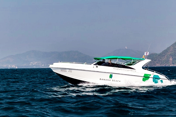 Banana Beach Koh Hey & Racha Yai Snorkeling by Speed Boat