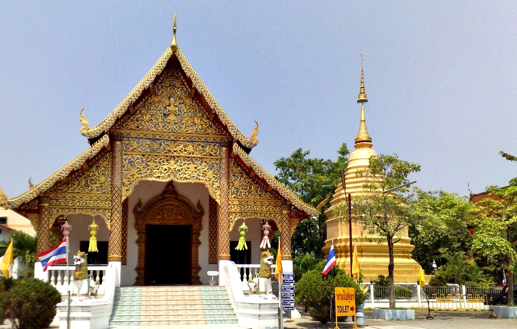 Discover the 9 Sacred Temples of Chiang Mai