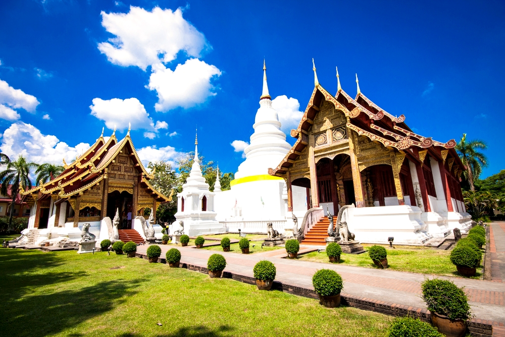 Discover the 5 Sacred Temples of Chiang Mai