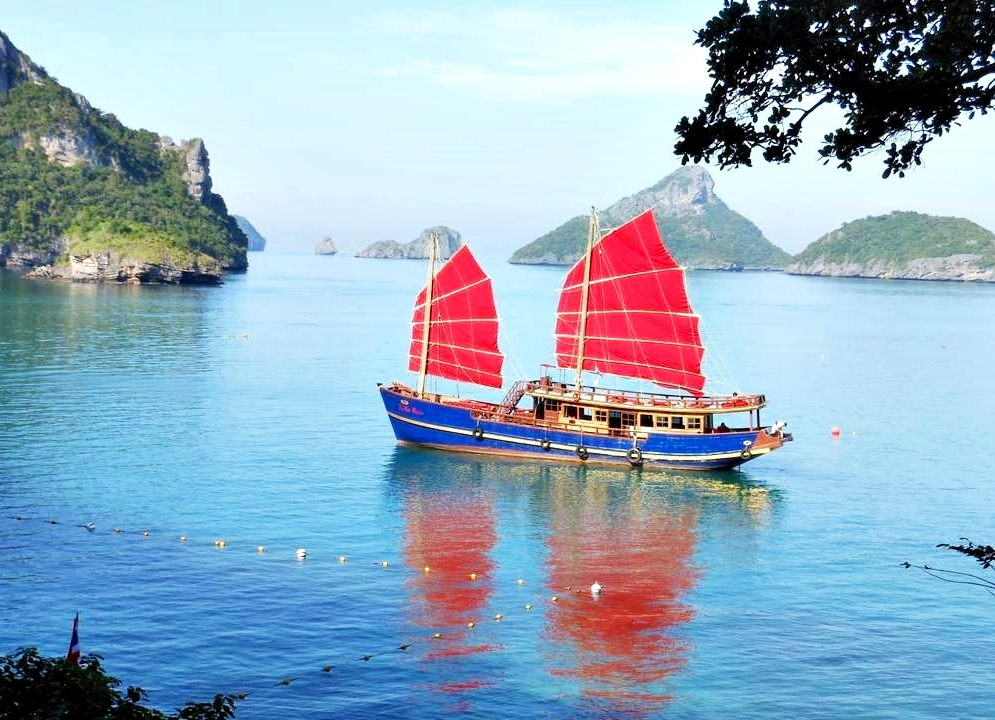Koh Samui Day Cruise by Red Baron