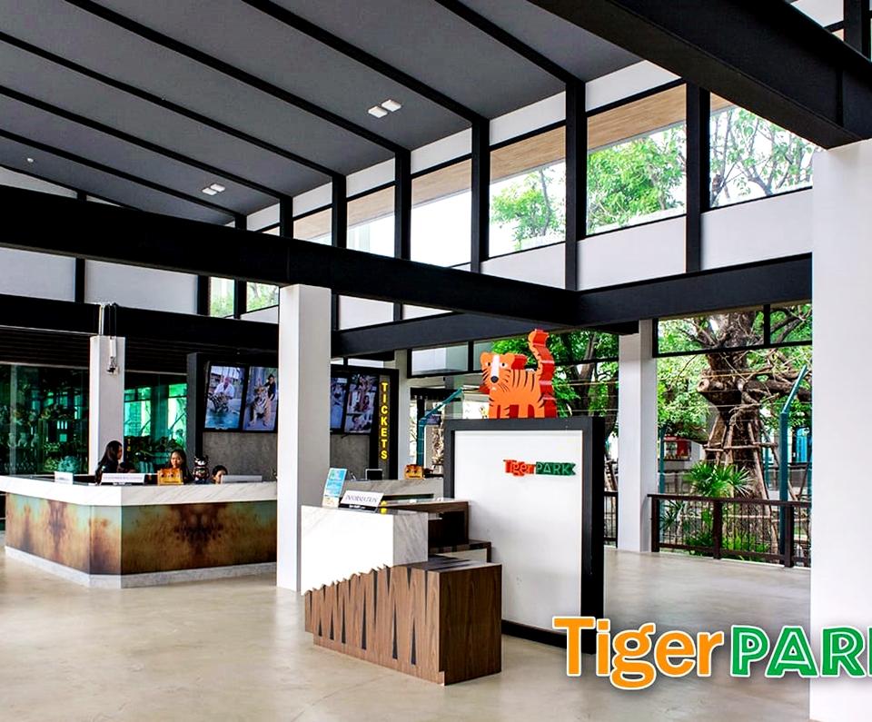สวนเสือพัทยา (ราคาสำหรับนักท่องเที่ยวต่างชาติ)