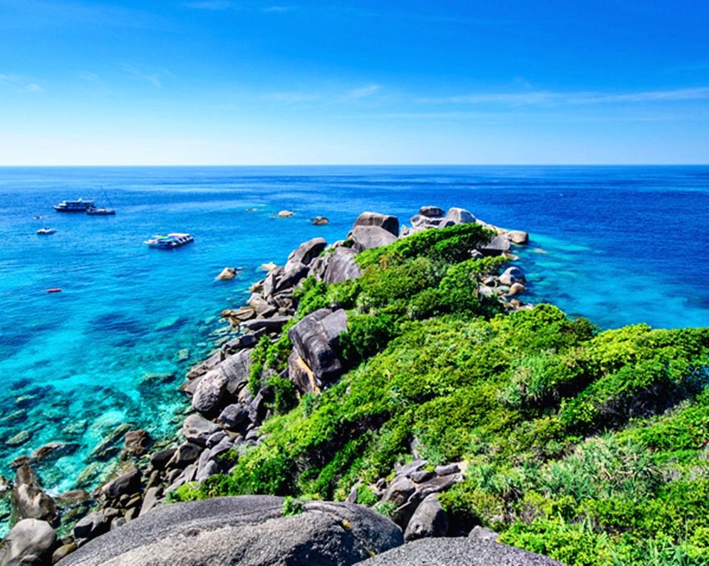 ทัวร์หมู่เกาะสิมิลันและเกาะบอนด์
