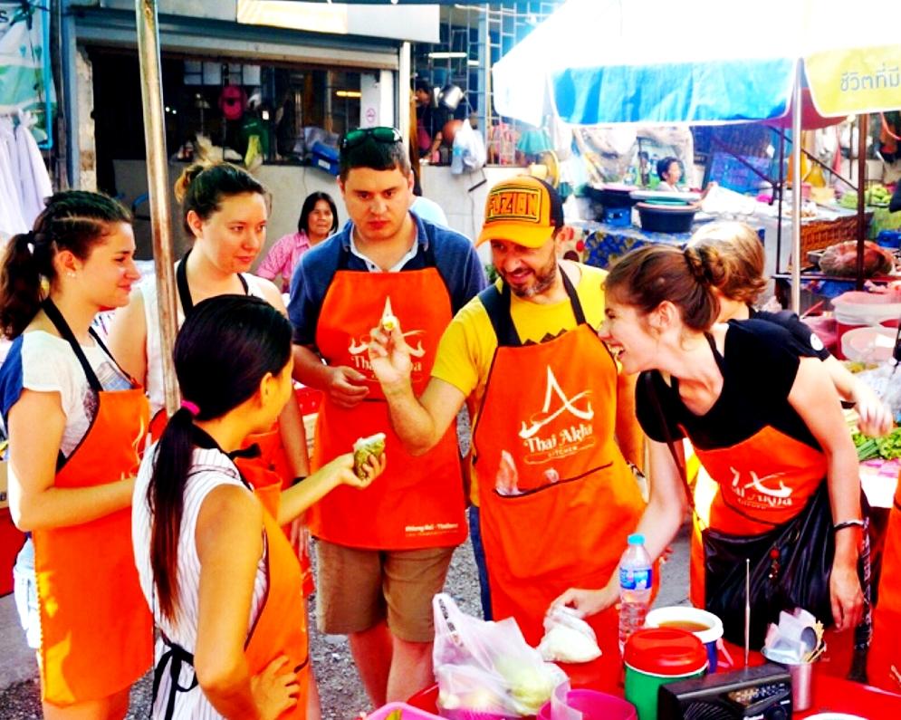 โรงเรียนสอนทำอาหารไทยอาข่า เชียงใหม่