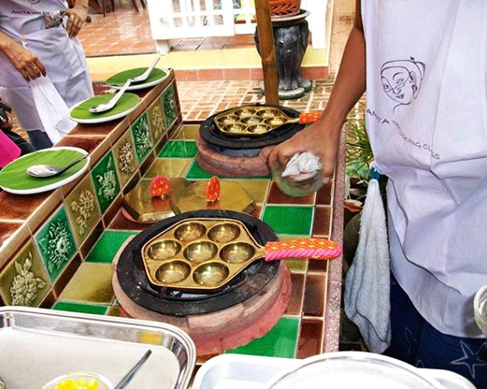 โรงเรียนสอนทำอาหาร อะมิตะ