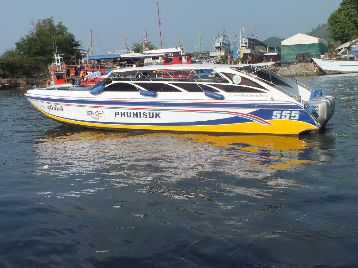 3 Khai Islands Tour by Speed Boat from Phuket