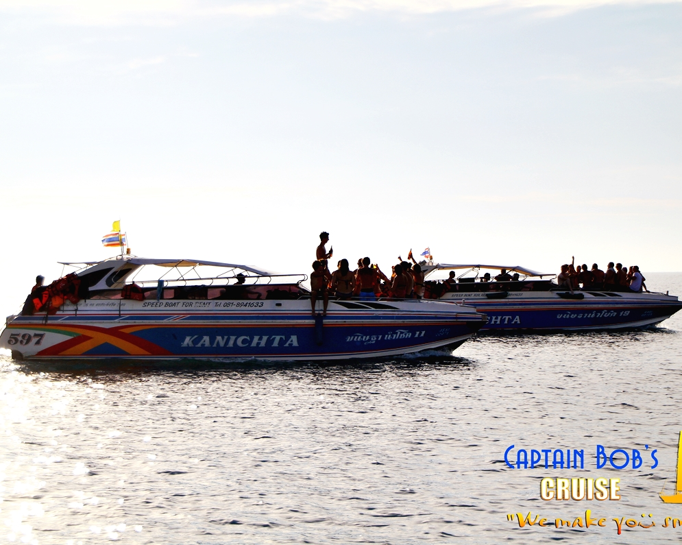 Captain Bobs Cruise Koh Phi Phi