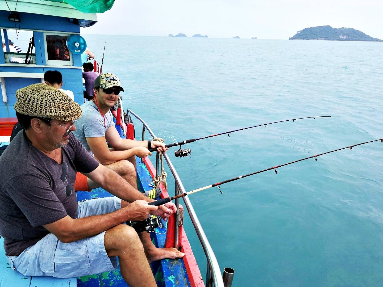 ทัวร์ตกปลา (เดินทางจากเกาะสมุย)