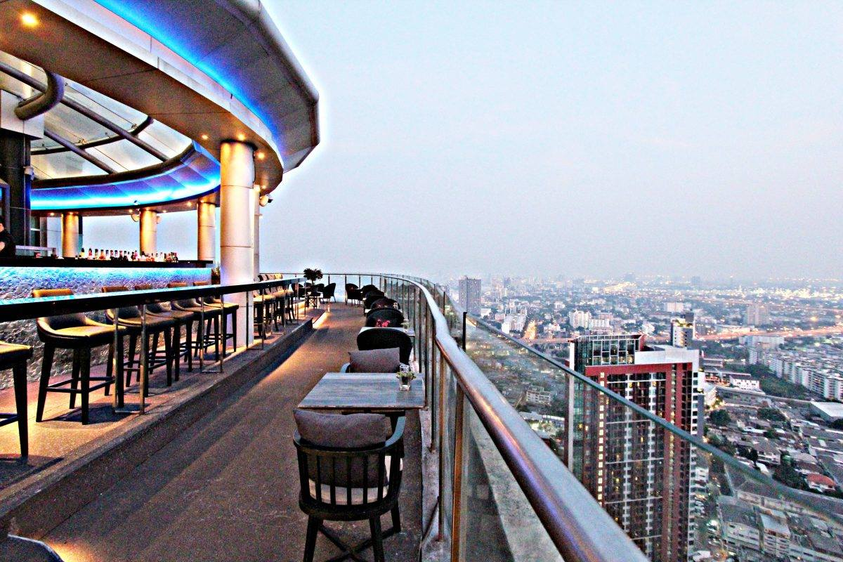 Cielo Sky Bar Rooftop and Restaurant