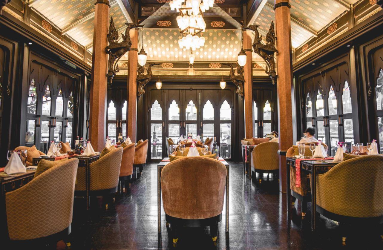 ร้านอาหารศาลาทิพย์ ณ โรงแรม แชงกรี-ลา กรุงเทพฯ