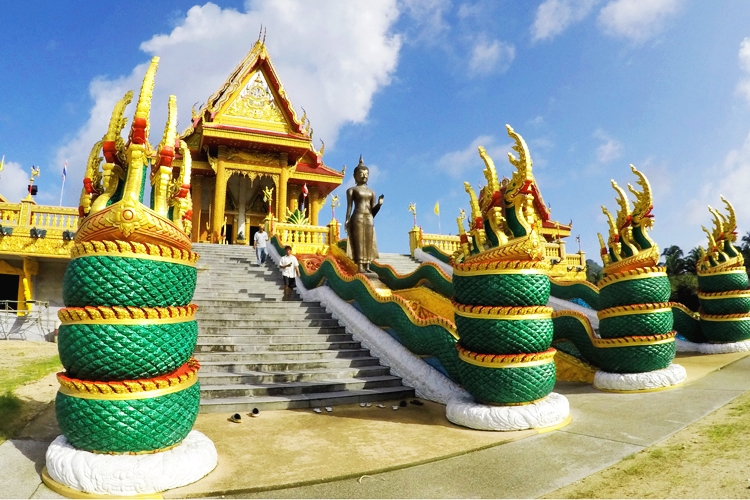 Ranong City Tour and Rafting