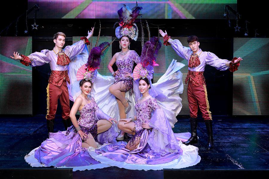 Siam Dragon Cabaret Show Chiang Mai
