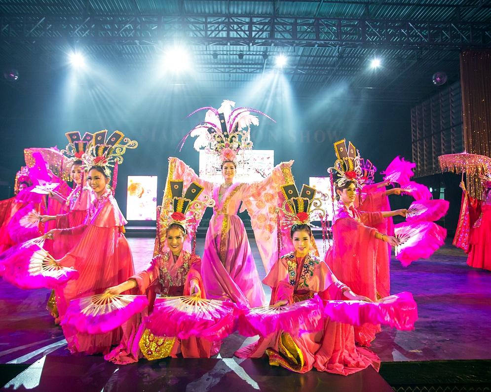 Siam Dragon Show Chiang Mai