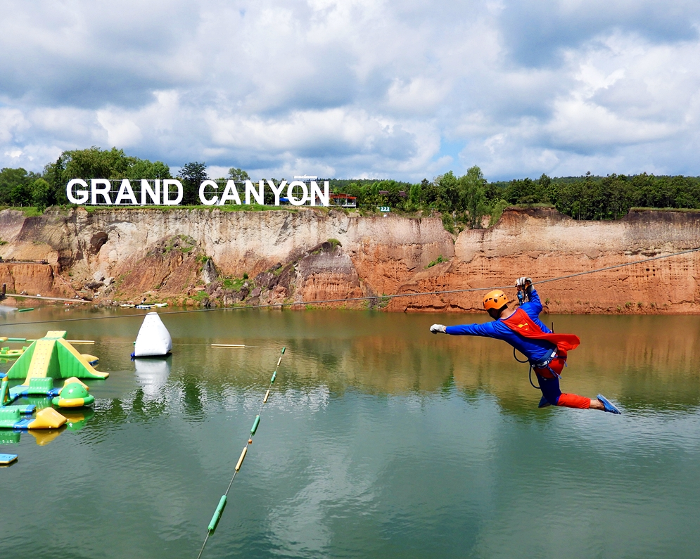 Grand Canyon Water Park Chiang Mai