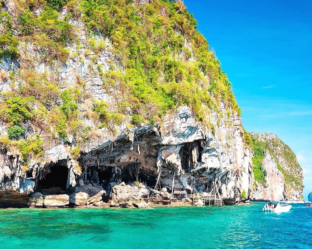 เกาะพีพี+มายาไข่+และเกาะไม้ท่อน