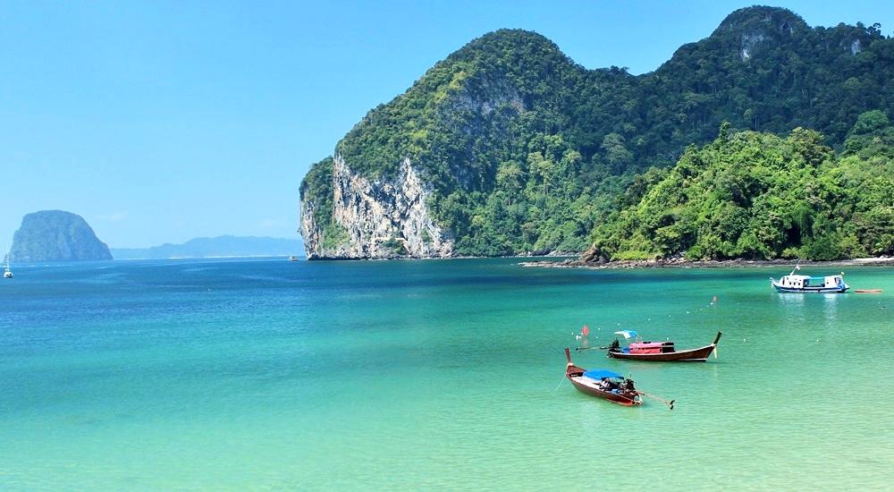 Trang Island Hopping Tour from Koh Lanta