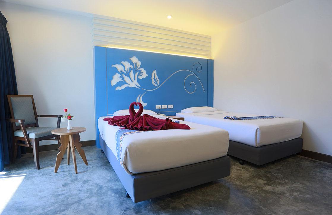 โรงแรมเดย์ อินน์ บาย วินด์แฮม หาดป่าตอง ภูเก็ต
