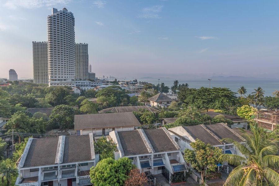 Sea Crest By Jomtien Hotel Pattaya