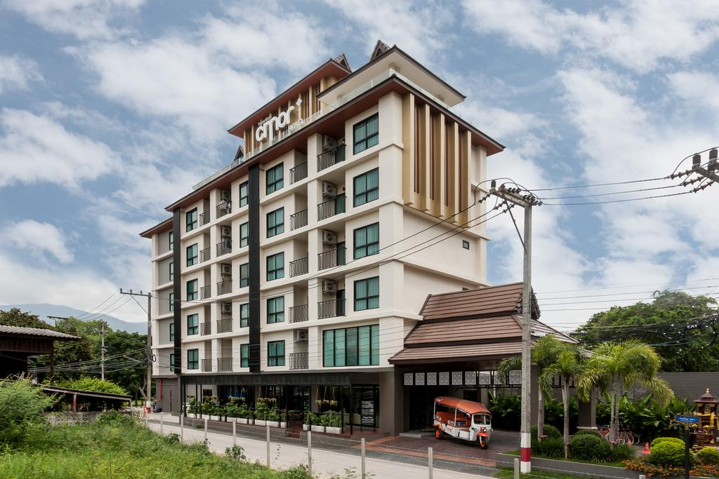 Cmor Hotel Chiang Mai by Andacura