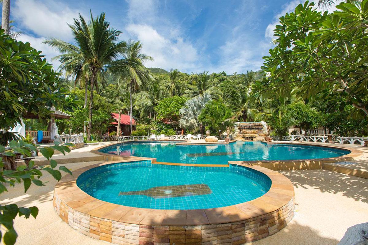 Botte Beach 1 Resort Koh Phangan