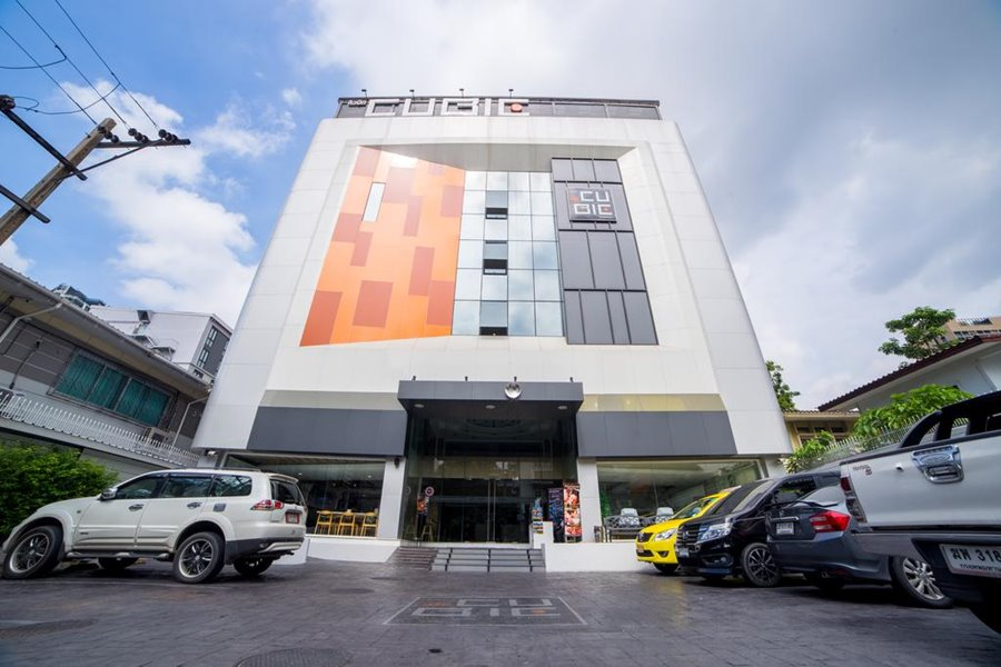 Cubic Pratunam Hotel Bangkok
