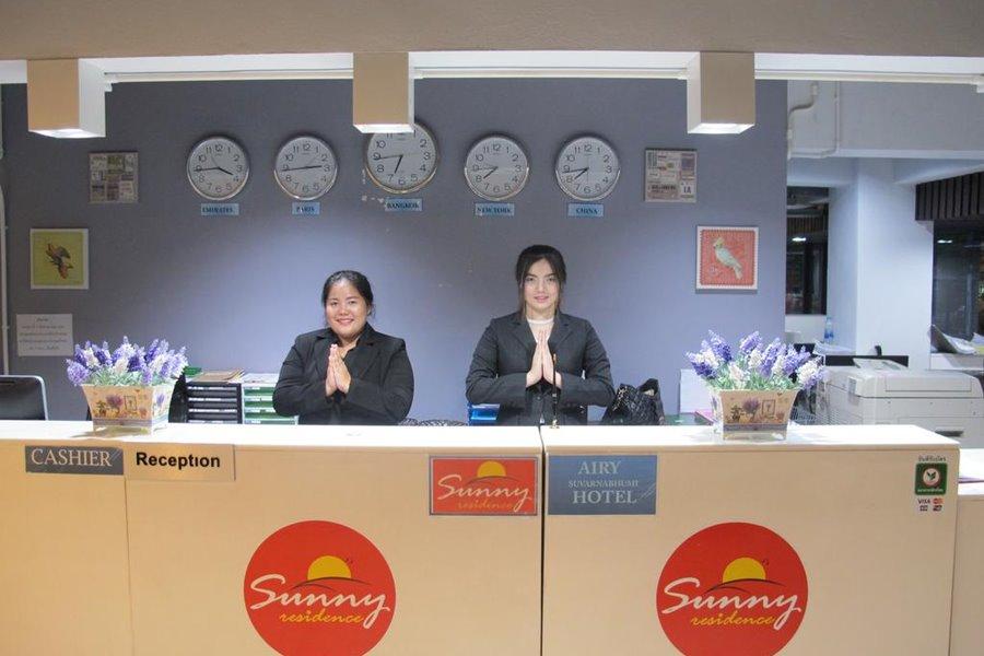 Airy Resort Suvarnabhumi Airport Bangkok
