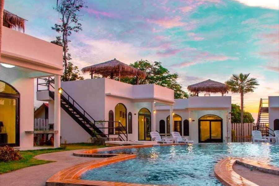 Chalaroste Lanta Resort Krabi